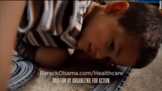 First on CNN: OFA releases new ad promoting Obamacare