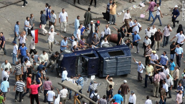 AC360 411:  Egypt's bloody crackdown, 250+ killed