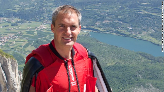 British stuntman Mark Sutton died on Wednesday, August 14, after a parachuting accident in Switzerland. Sutton, 42, was well known for parachuting in as James Bond at the 2012 London Olympics.