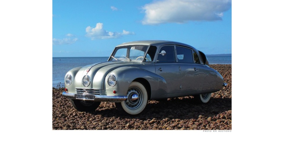 Limosina Tatra T87 de 1948