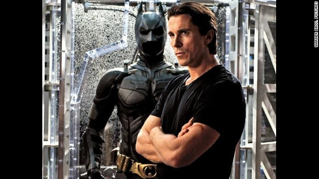 """The Dark Knight's"" Christian Bale may have left hero work behind in 2013 in favor of riskier fare such as ""Out of the Furnace"" and ""American Hustle,"" but he still made an estimated $35 million. To see more actors who made the cut, <a href='http://www.forbes.com/sites/dorothypomerantz/2014/07/21/robert-downey-jr-once-again-tops-forbes-list-of-top-earning-actors/' target='_blank'>visit Forbes.com.</a>"
