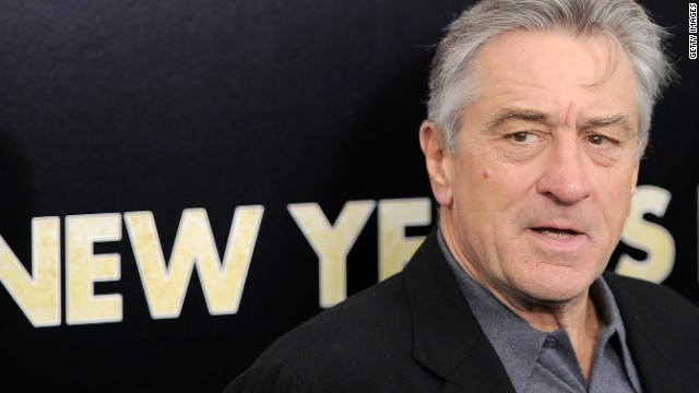Robert De Niro's 'Wrecking Ball' and more news to note