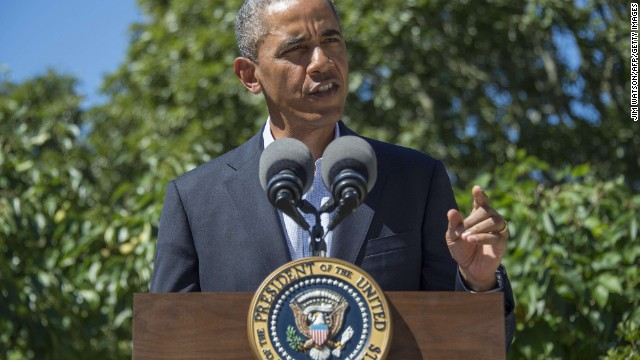 Senior White House official: Obama's thinking on Egypt