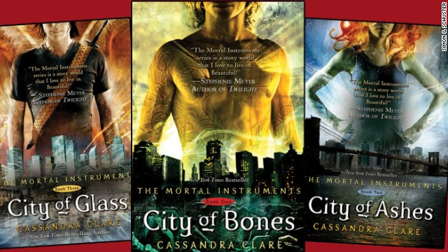 "Many reviewers have compared Shannon's all-encompassing world-building to author Cassandra Clare and her ""Mortal Instruments"" series. The first book, ""City of Bones,"" comes to life on the big screen this week."