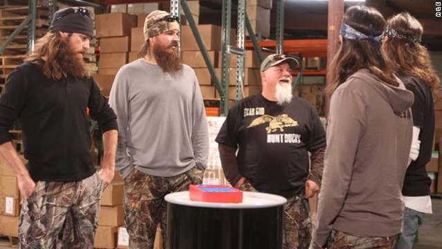 Record viewers flock to 'Duck Dynasty'