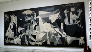 Picasso\'s greatest work?