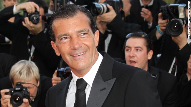 Antonio Banderas is still a stunner at 54.