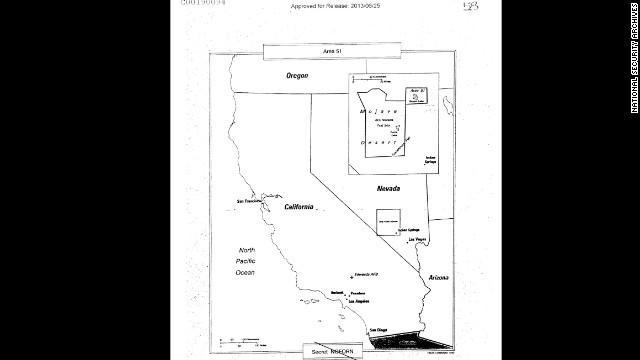 """EE.UU. reconoce la existencia del Área 51, lugar de """"misterio y conspiración"""""""