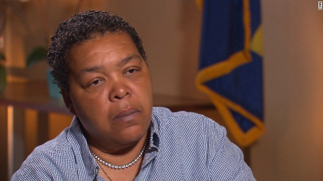 Army veteran Gerri Tindley says Filner got too close to her at a National Women's Veterans Association of America event where she gave a speech about being raped, which she said happened during her eight years of service. Tindley said she felt uncomfortable as Filner moved closer and closer -- so close, she said, that she nearly fell off the couch trying to move away from him.
