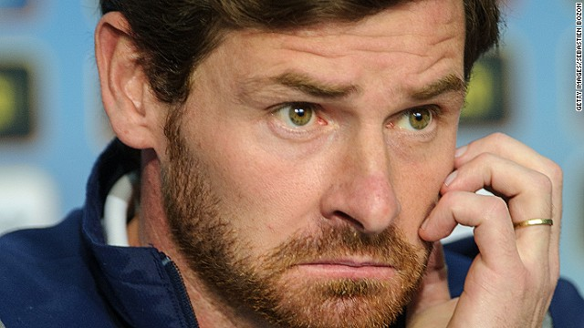 Andre Villas-Boas has paid the price for a series of heavy defeats for Tottenham Hotspur.