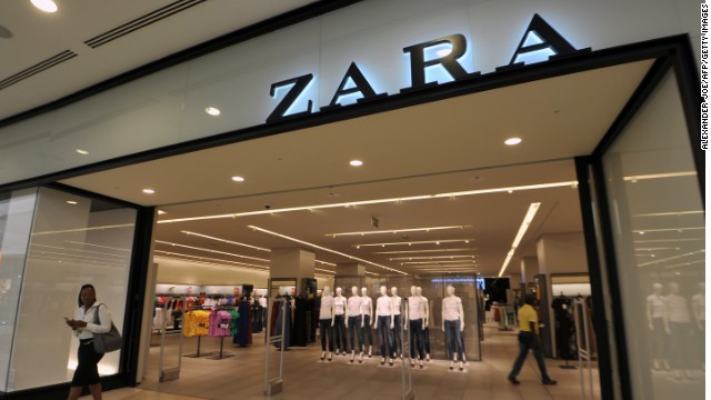 Rosalia Mera founded Zara with her then husband Amancio Ortega in 1975. It is one of the world's biggest retailers.