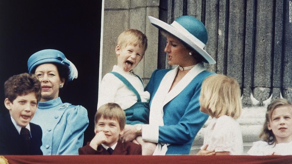 La vida de la Princesa Diana