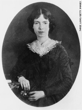 "Shannon's emphasis in school involved the American poet Emily Dickinson and both write in an ""economical style."""