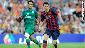 Qatar Airways is the first corporate sponsor on Barcelona\'s shirts.