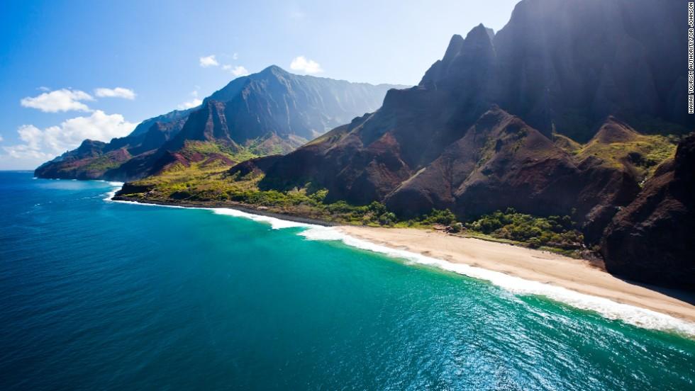 Napali Coast, Kauai, Hawai