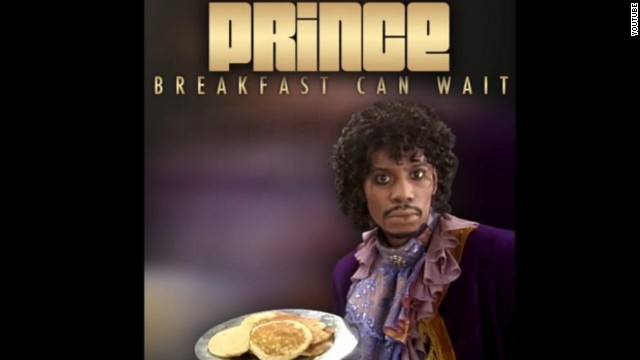 Chappelle plays Prince on new single's cover