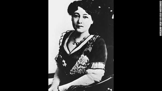 Alice Guy-Blache is considered to be the world's first female director and the first woman to own and run a film studio.