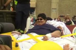 Un hombre saudí pierde más de 320 kilos