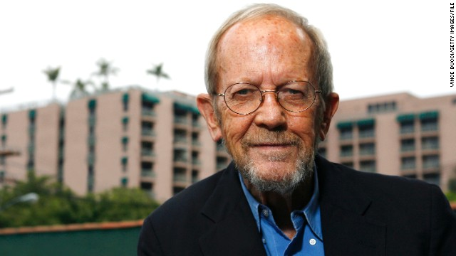 Muere Elmore Leonard a los 87 años