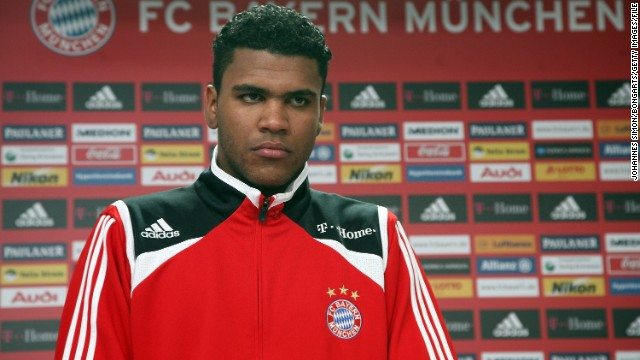 The Brazilian looked to have a bright career ahead of him when Bayern signed him from Sao Paulo in 2008.