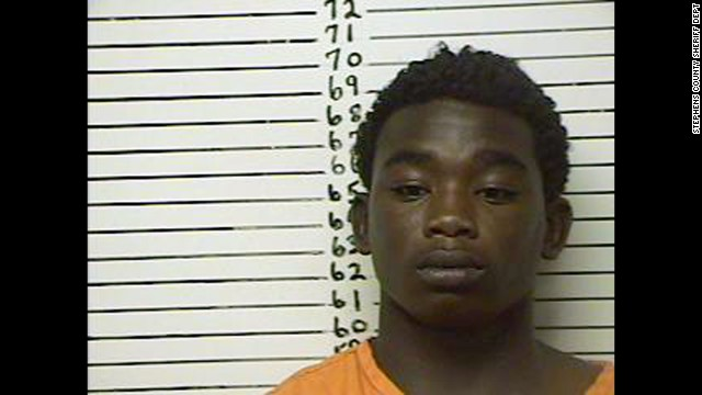 James Edwards Jr., 15, has been charged as an adult with felony murder in the first degree.