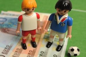 Los escándalos de corrupción en el fútbol