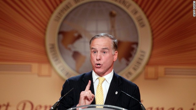Howard Dean on 2016: 'At this point, I'm supporting Hillary Clinton'