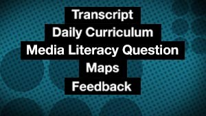 Transcript and Daily Curriculum - December 6