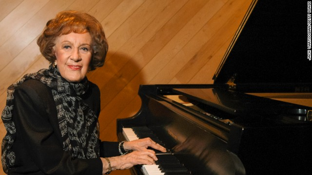 "<a href='http://www.cnn.com/2013/08/21/showbiz/music/obit-marian-mcpartland/index.html' target='_blank'>Marian McPartland</a>, the famed jazz pianist and longtime host of NPR's ""Piano Jazz"" program, died Tuesday, August 20, of natural causes, according to her label. She was 95."