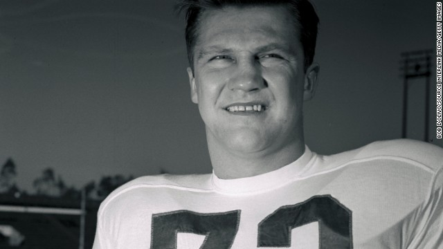 Pro Football Hall of Famer Louis Creekmur, who played for the Detroit Lions from 1950 to 1959, suffered decades of cognitive decline before his death.