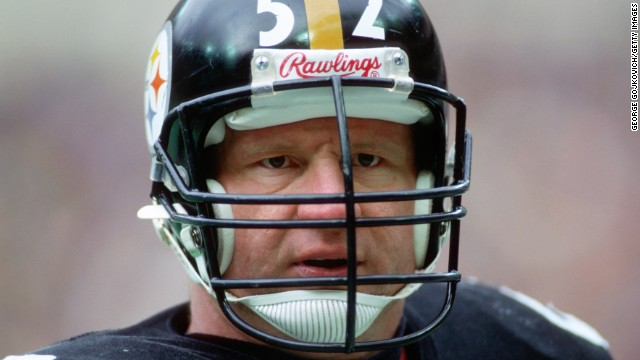 Hall of Famer Mike Webster was the first former NFL player to be diagnosed with CTE. After his retirement, Webster suffered from amnesia, dementia, depression, and bone and muscle pain.