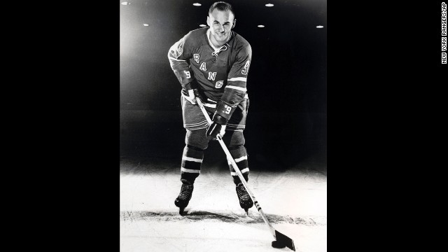 Reggie Fleming, who played for six NHL teams, mainly in the 1960s, was the first hockey player to be diagnosed with CTE.
