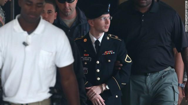 Stars react to Bradley Manning sentencing