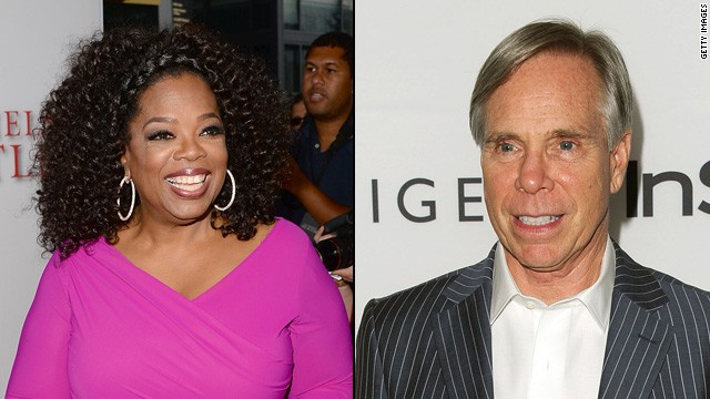 This one caused such an issue that Oprah Winfrey felt compelled to invite Tommy Hilfiger on her show to prove she never kicked him of it. Every few years the story pops up that the designer was asked to leave Winfrey's show after he said he didn't want African-Americans and Asians wearing his clothes. So not true.