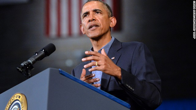 Obama continues college cost pitch in weekly address