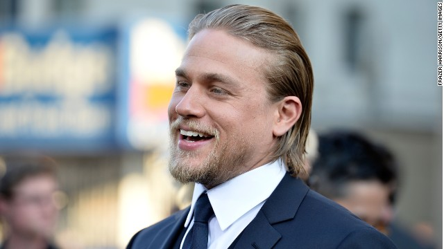 What Charlie Hunnam was doing as he dropped out of '50 Shades'