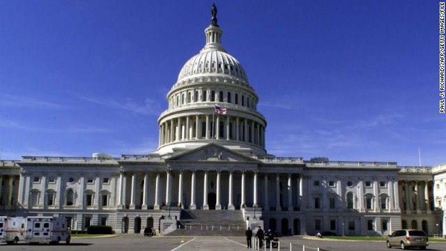 Breaking: Senate unanimously votes to move ahead with spending bill