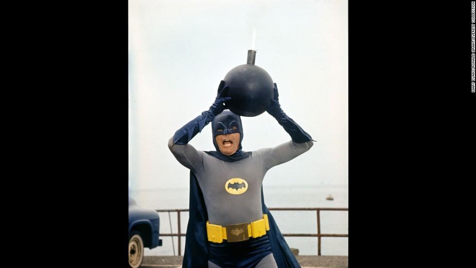 Actores que haninterpretado a Batman