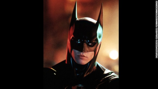"When the franchise changed directors, it also changed actors. Val Kilmer became one of the more forgettable Batmen in 1995's ""Batman Forever."" Director <a href='http://www.ew.com/ew/article/0,,20610393_292752,00.html' target='_blank'>Joel Schumacher called Kilmer</a> ""childish and impossible"" to work with. He was destined to be a one-term superhero and left the Batcave for good rather than filming ""Batman &amp; Robin."""