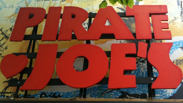 Pirate Joe's in Vancouver, Canada, is almost exactly like Trader Joe's. Which is why they are being sued. Good times.