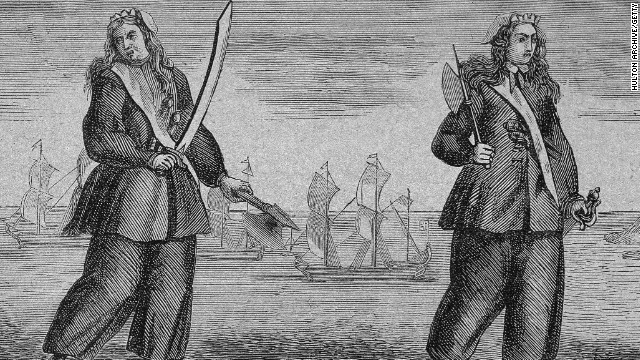 Female pirates Anne Bonny and Mary Read would've made for a great reality TV show: Real Pirates of the Caribbean