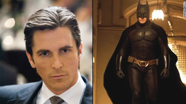 'Dark Knight's' Christian Bale loves 'Batkid'