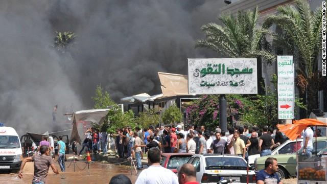 Al menos 29 muertos y más de 500 heridos por explosión en Líbano