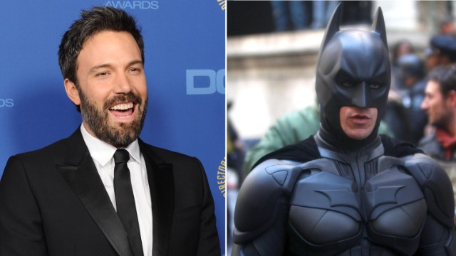 Ben Affleck's Batman is going to be 'tired'
