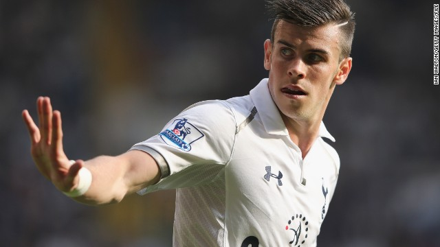 482a61a27 Gareth Bale joined Real Madrid following his transfer from Tottenham. As  this gallery shows