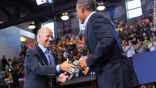 President celebrates five years of Biden in VP's hometown