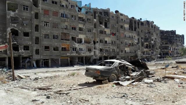 Obama se reúne con su equipo de seguridad para discutir situación en Siria