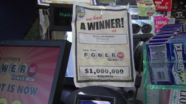 Un billete de lotería ganador de un millón de dólares expirará el domingo