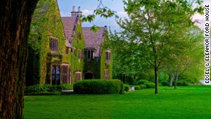 Edsel Ford\'s crib: still running smoothly.
