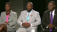 Trayvon's family on Dr. King's Dream